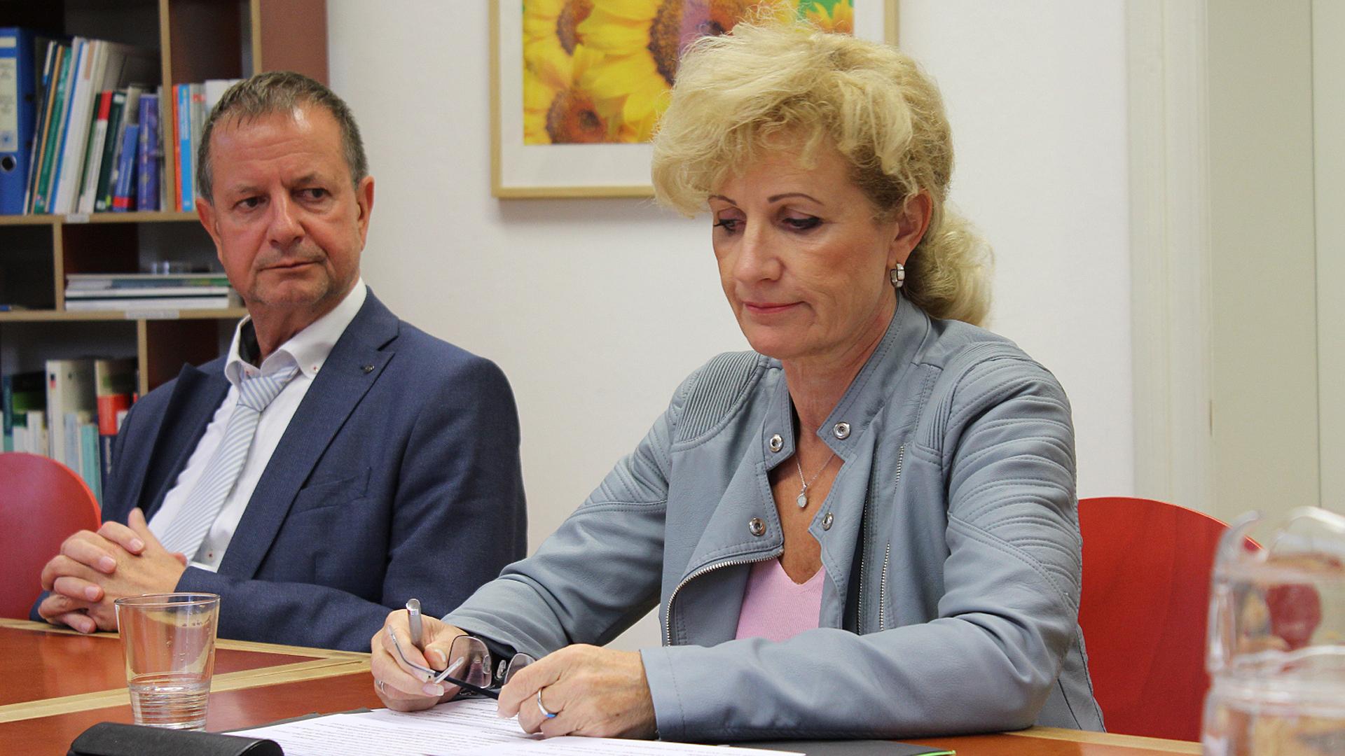Grünes Fachgespräch Verkehr mit Ministerin Birgit Keller