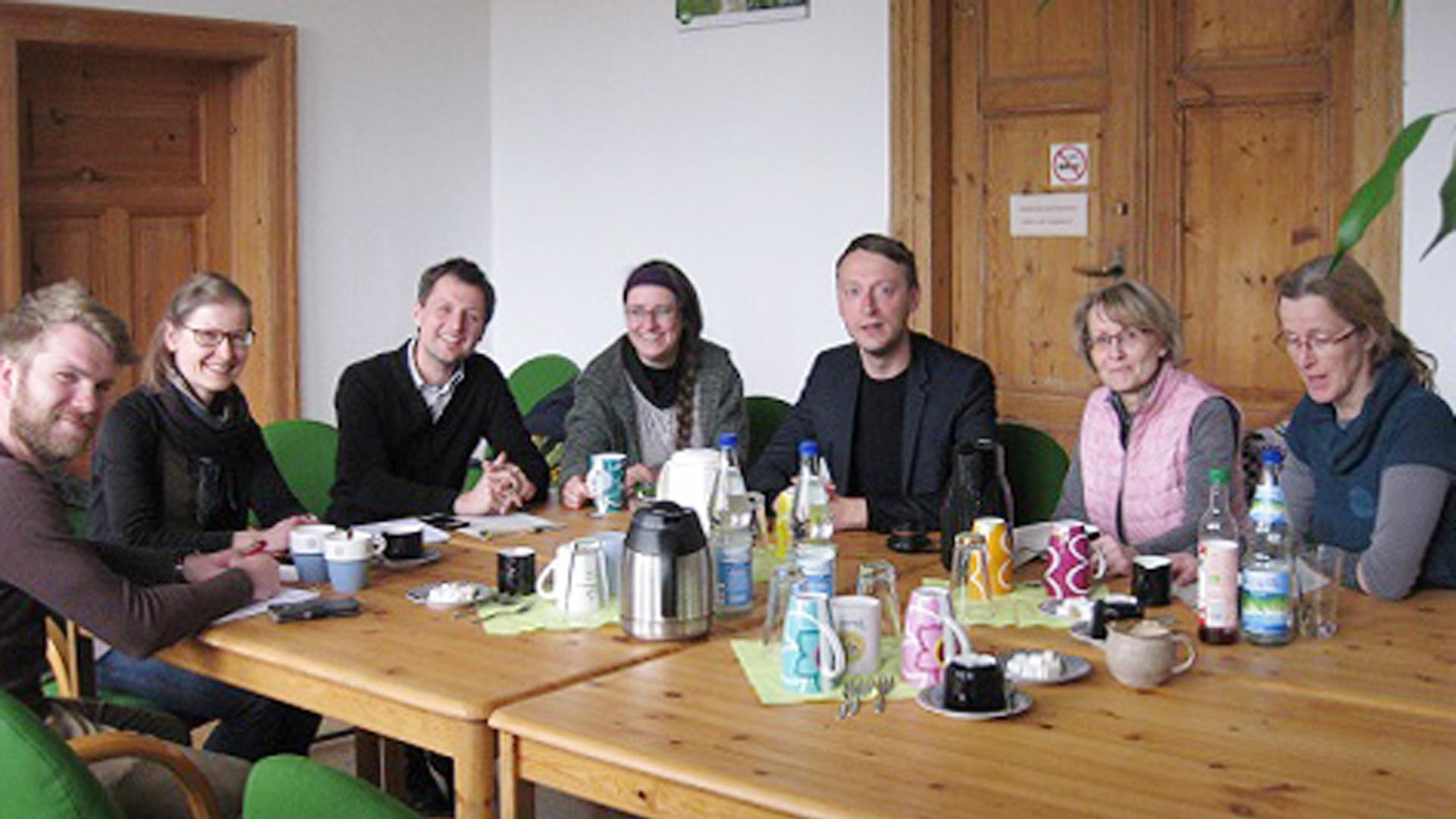 Grün wirkt! Bildungsvielfalt in Thüringen gestärkt.