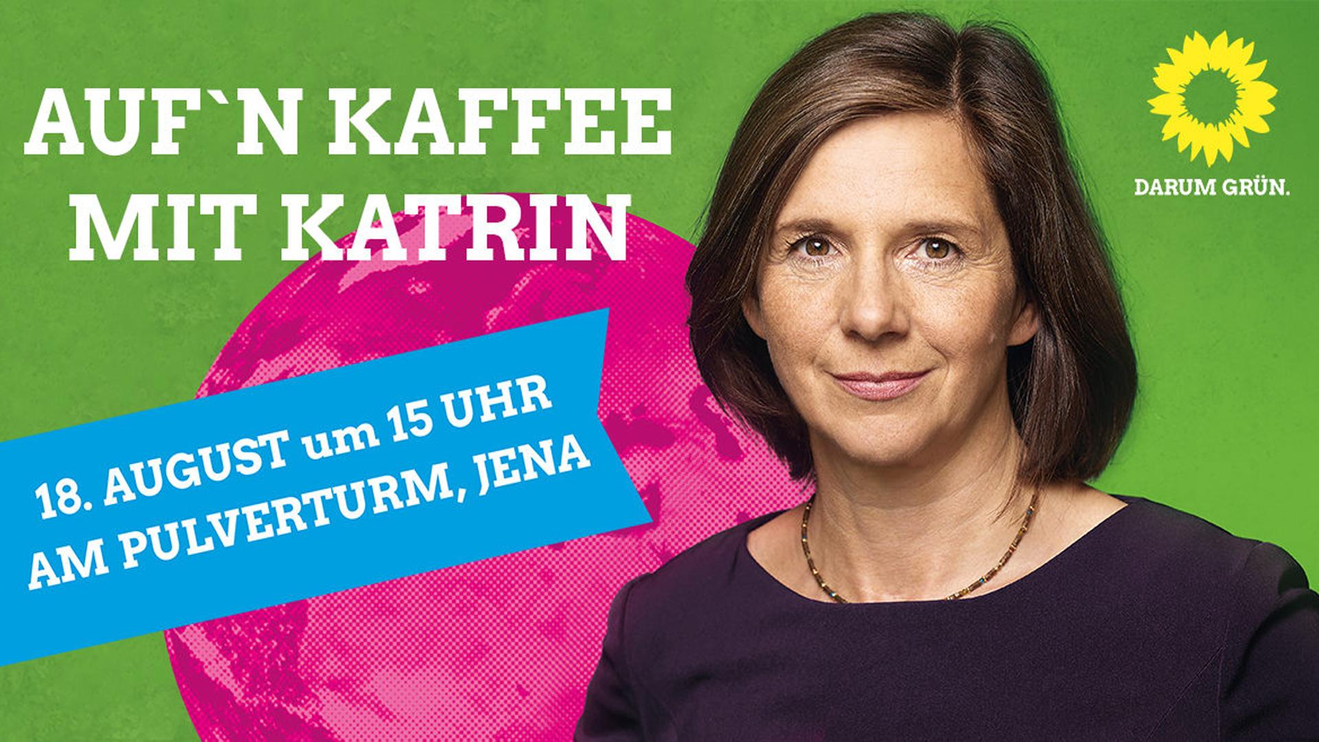 Auf 'n Kaffee mit Katrin