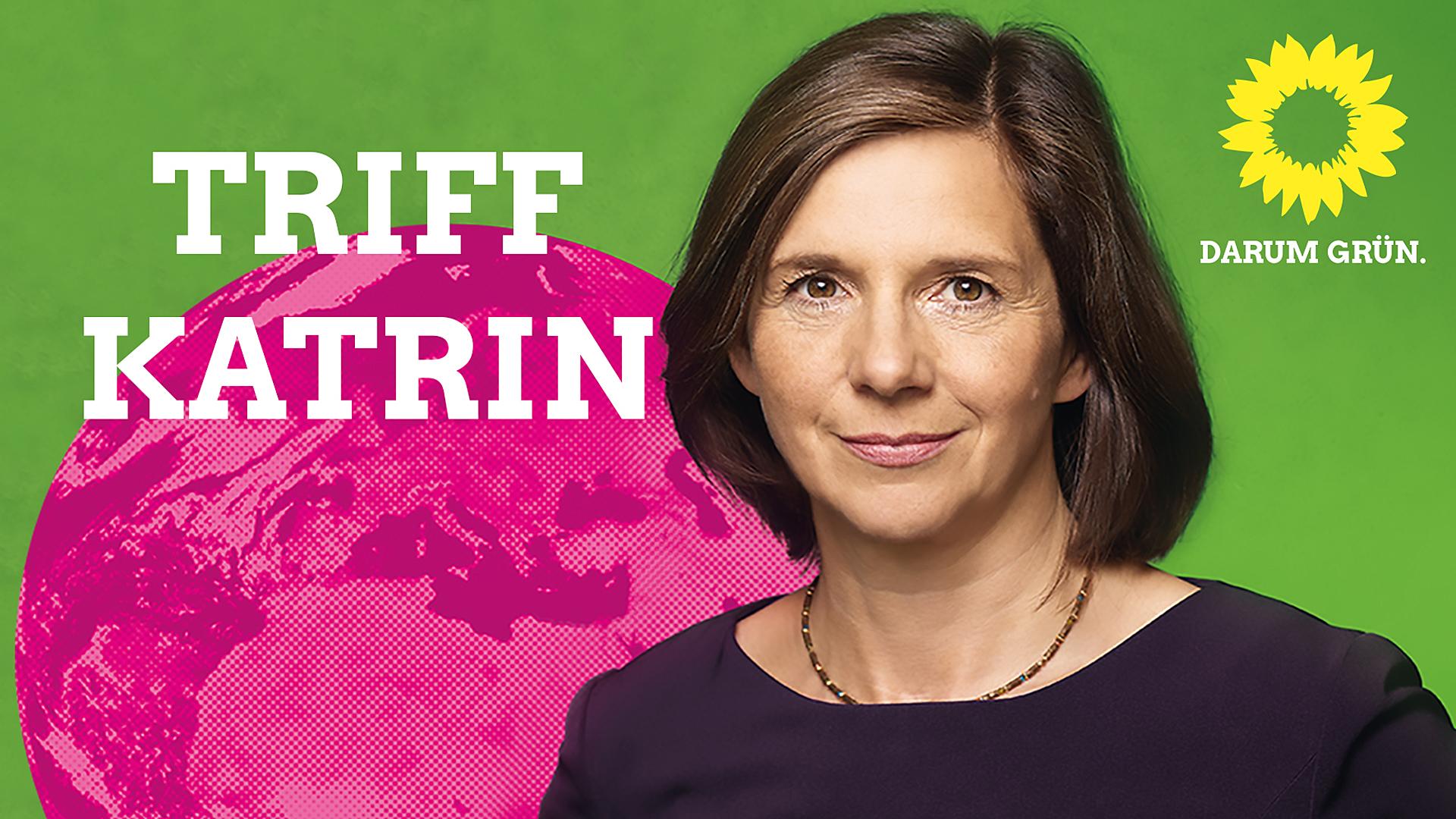 Wahlkampfendspurt am 19.9. mit Katrin Göring-Eckardt