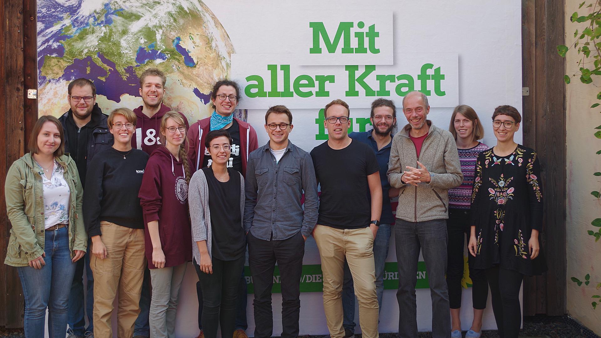 Landtagswahl 2019 – Unsere Grüne Mitmachzentrale