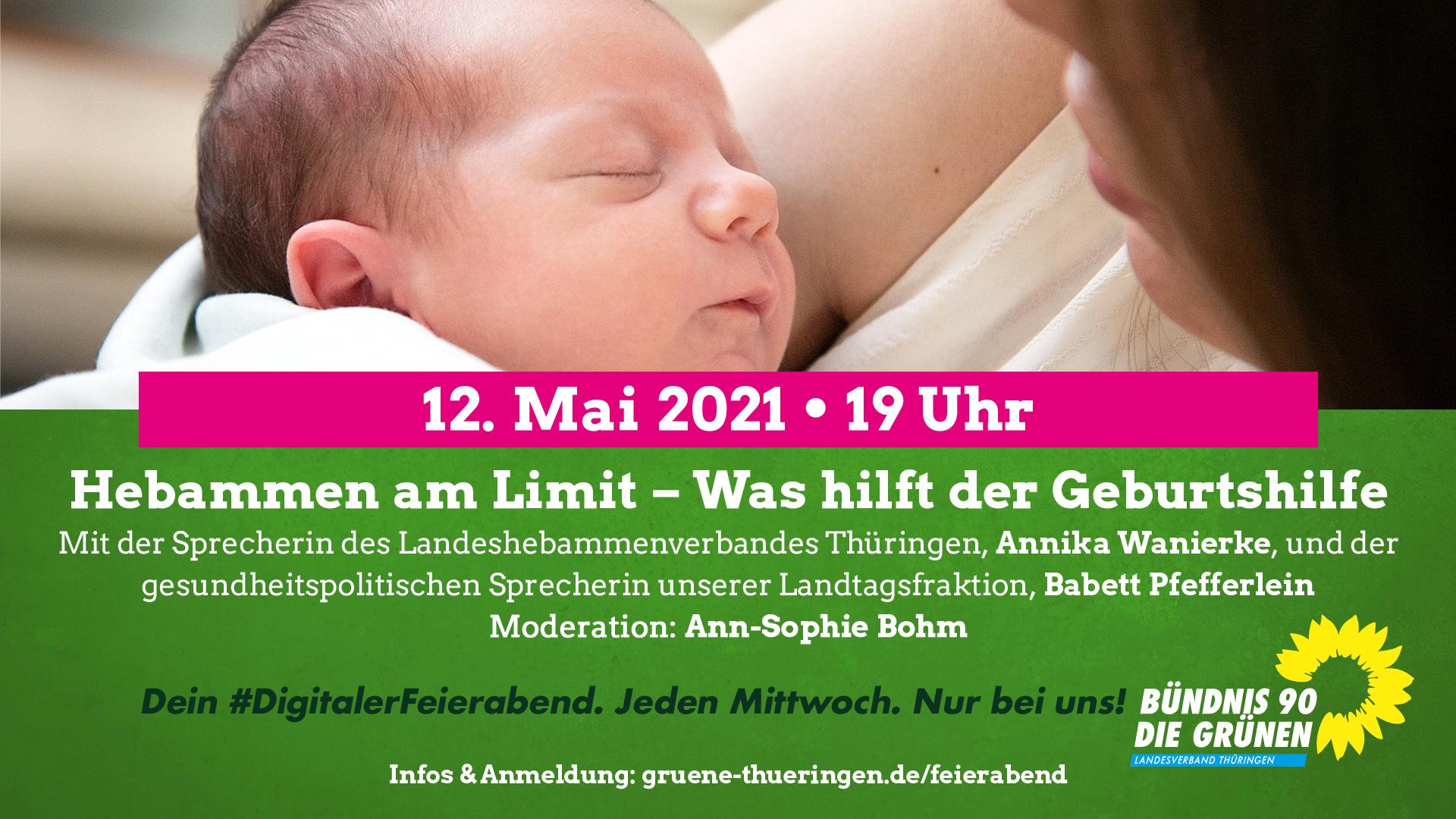 Hebammen am Limit – Was hilft der Geburtshilfe?