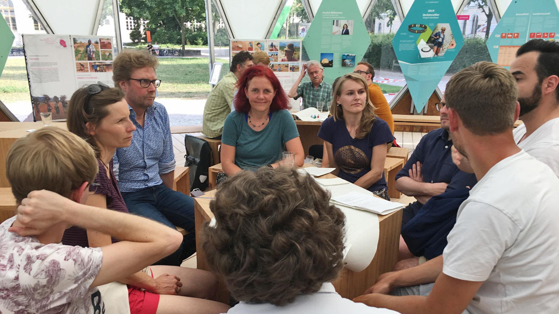 Kreisvorständetreffen in Weimar