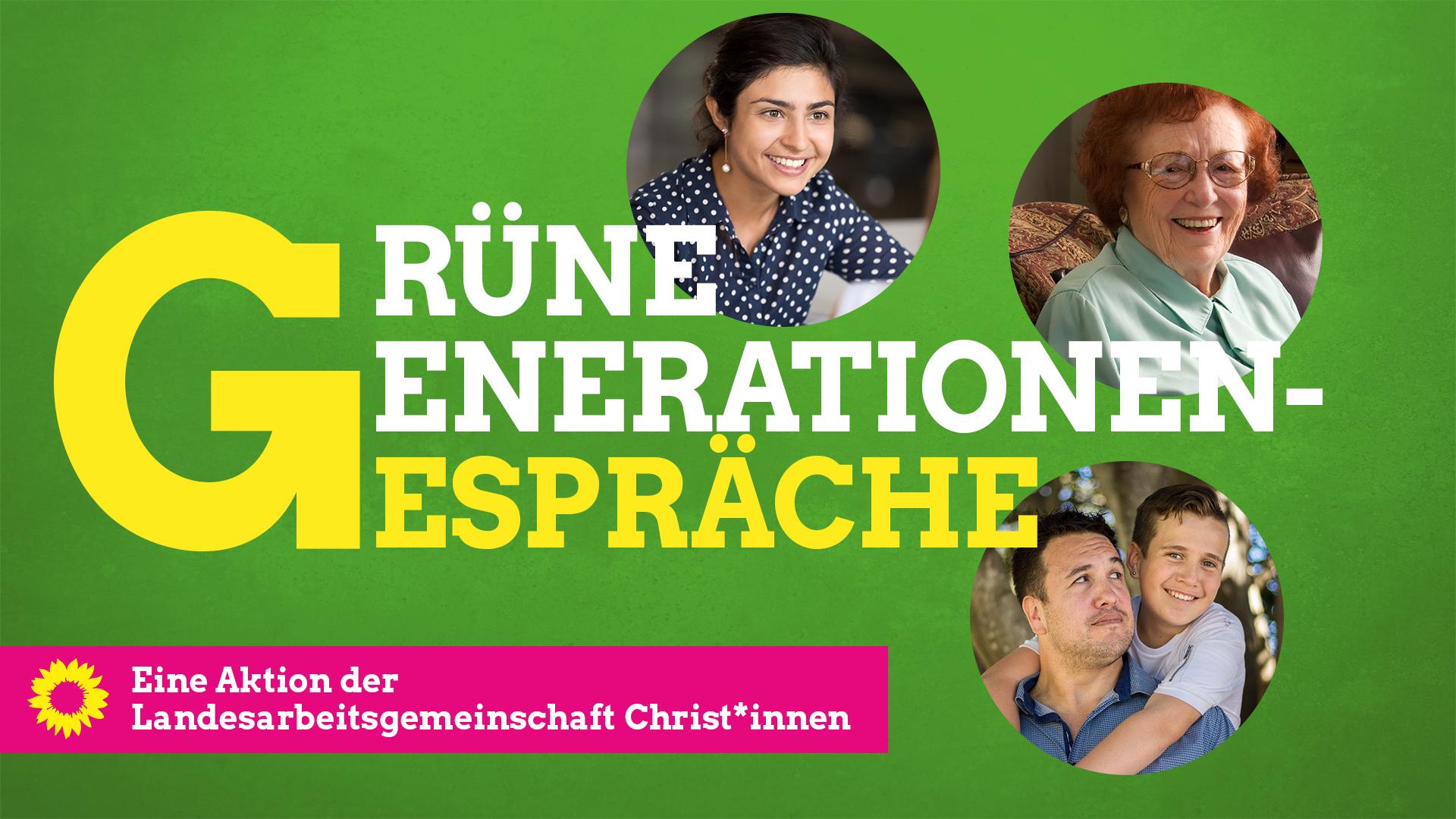 Grüne GenerationenGespräche