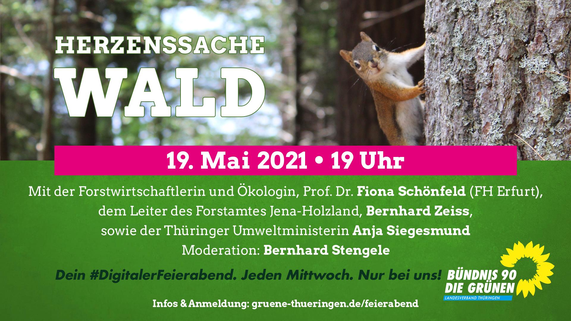 """""""Herzenssache Wald"""""""