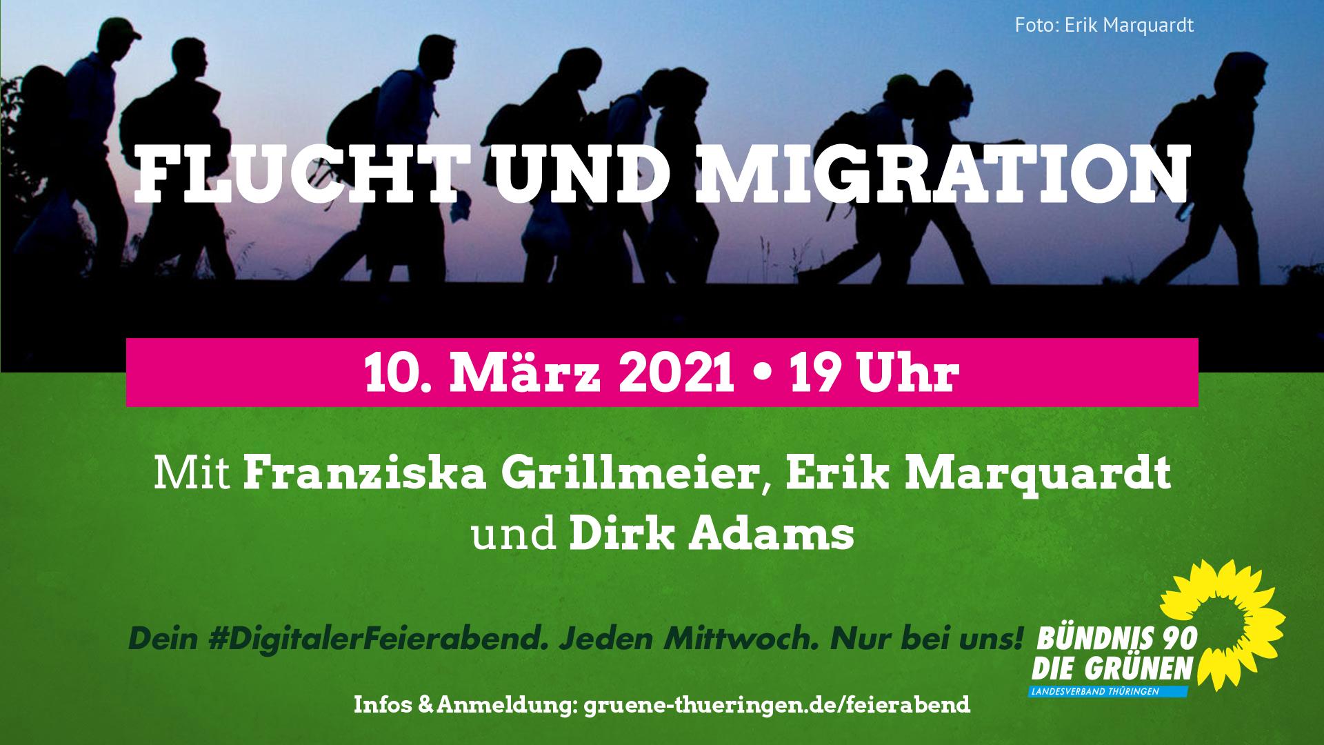 """""""Flucht und Migration"""""""