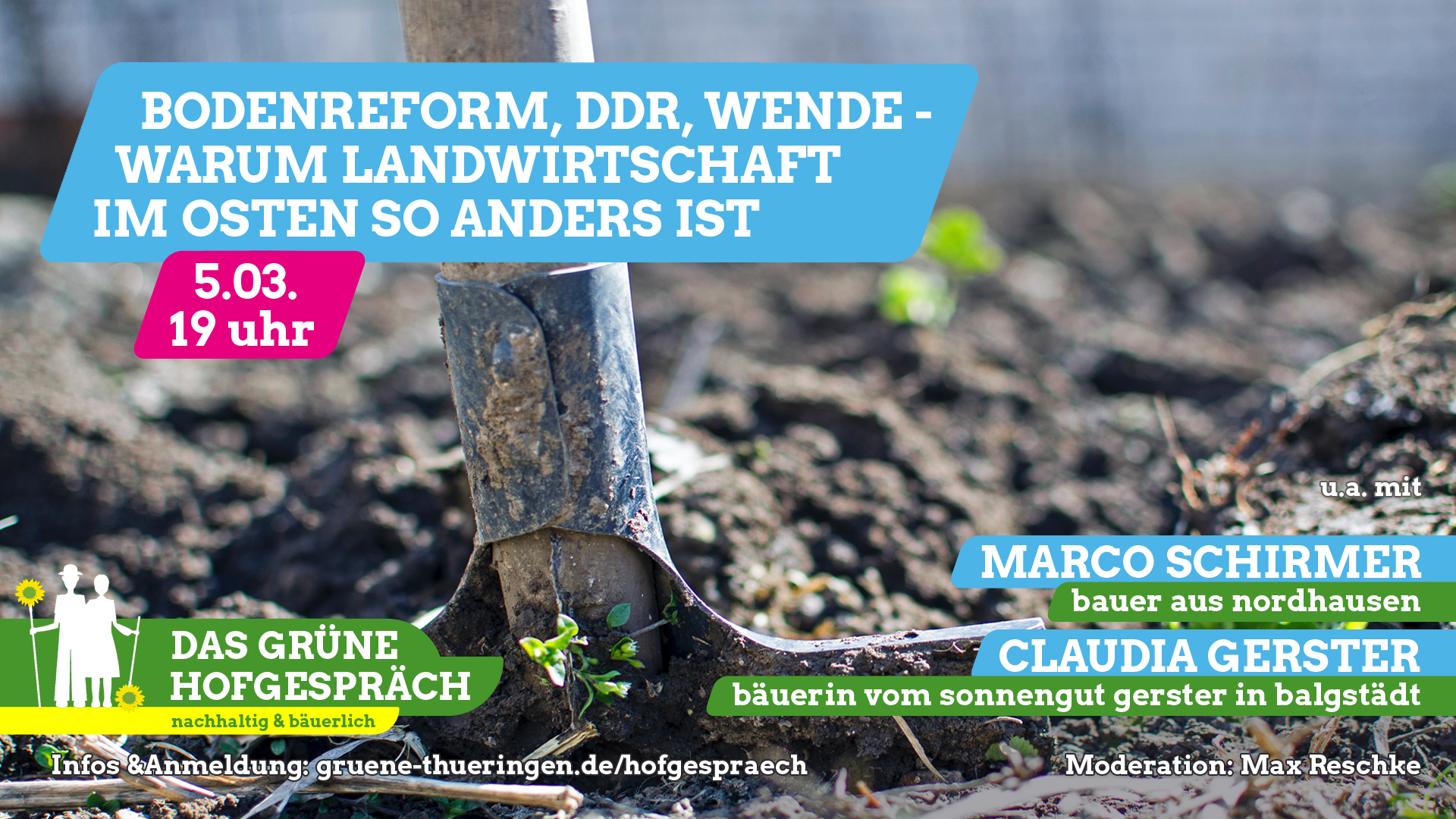 Bodenreform, DDR, Wende: Warum Landwirtschaft im Osten so anders ist.