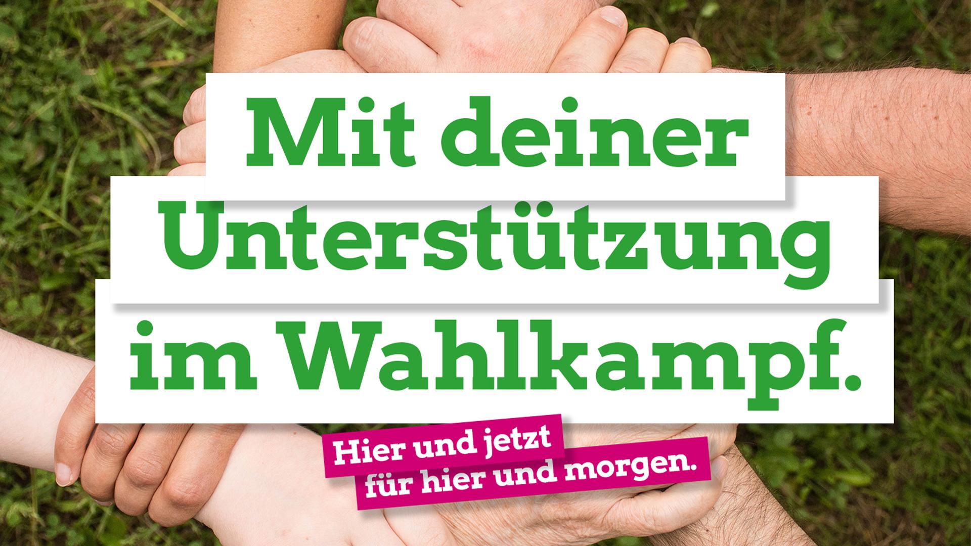 Landtagswahl 2019 – Wahlkampfurlaub in Thüringen