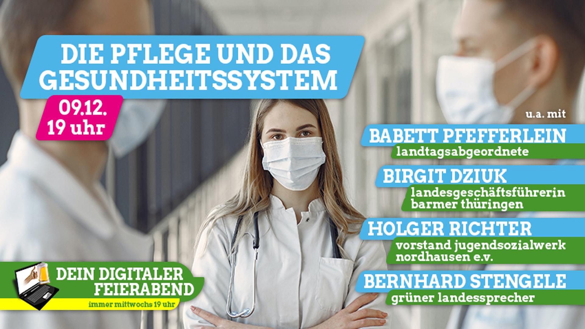 Die Pflege und das Gesundheitssystem