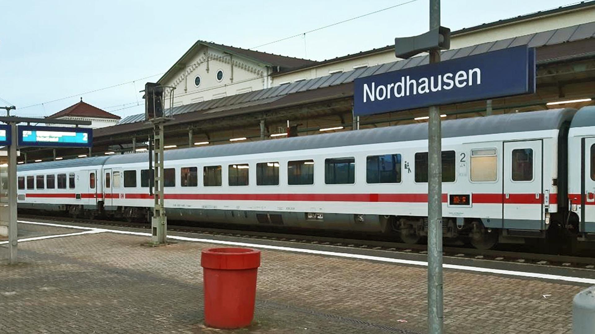 Deutschlandtakt fährt am Harz vorbei
