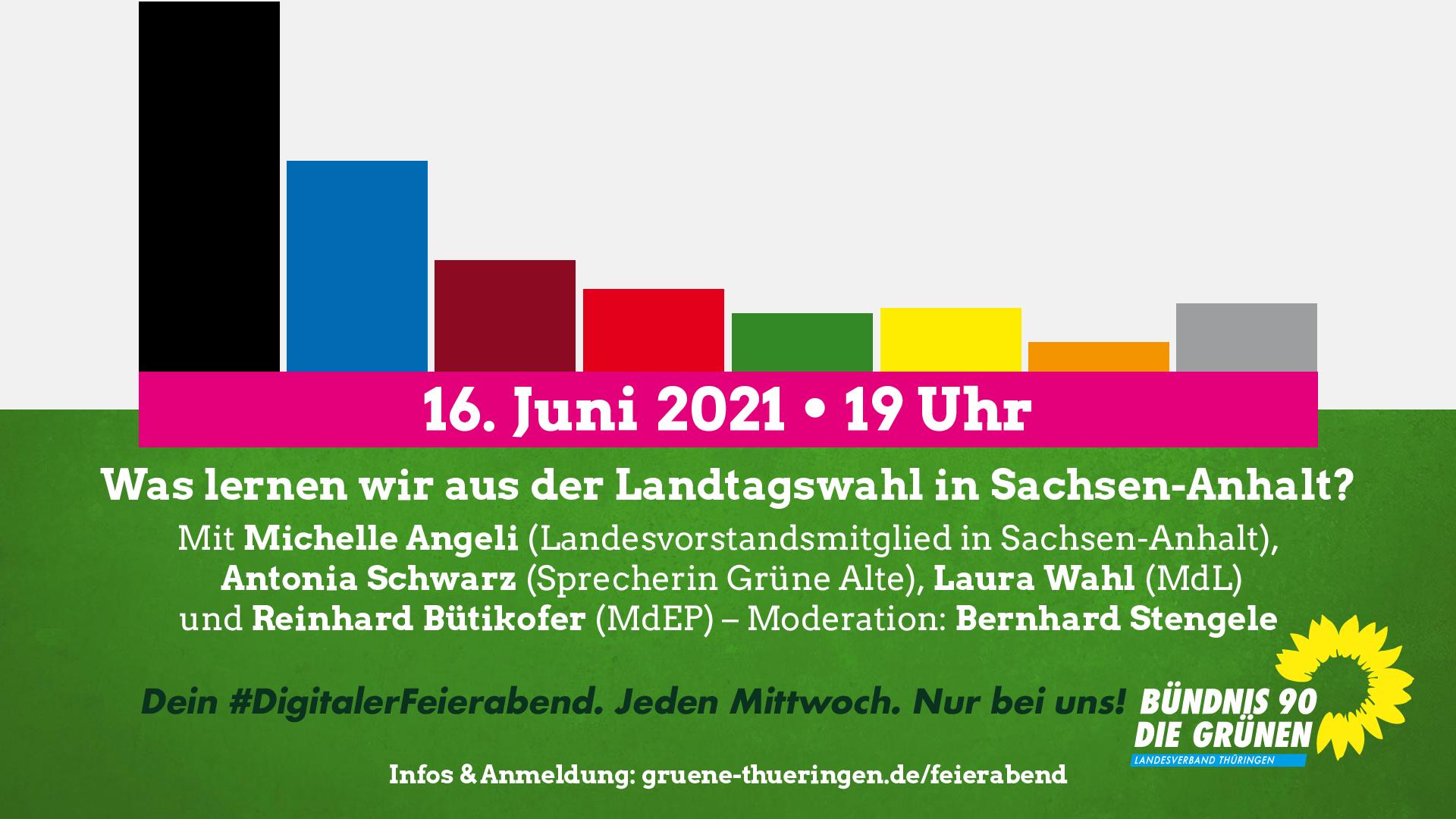 """""""Was lernen wir aus der Landtagswahl in Sachsen-Anhalt?"""""""