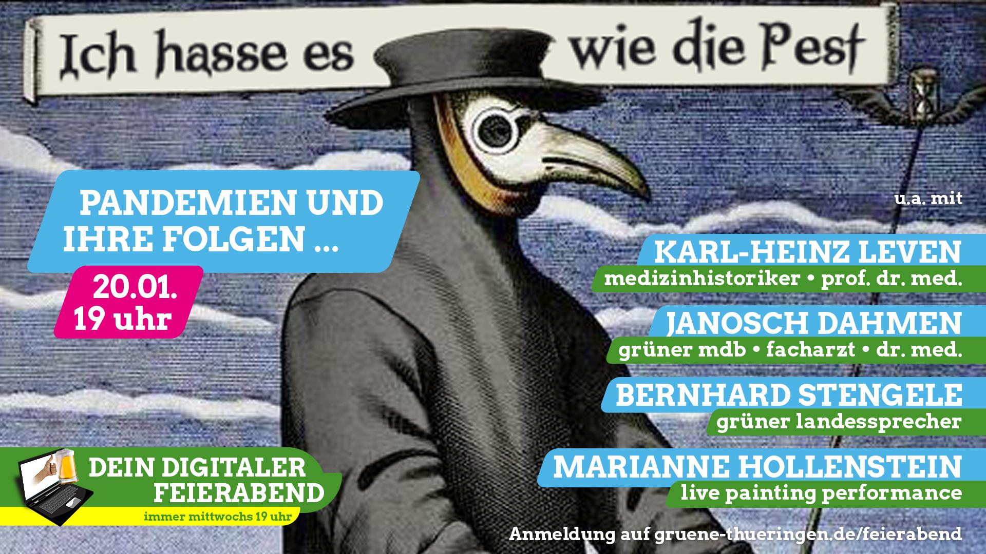 """""""Pandemien und ihre Folgen"""""""