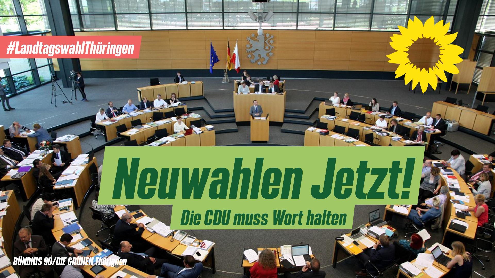 Die CDU muss Wort halten!
